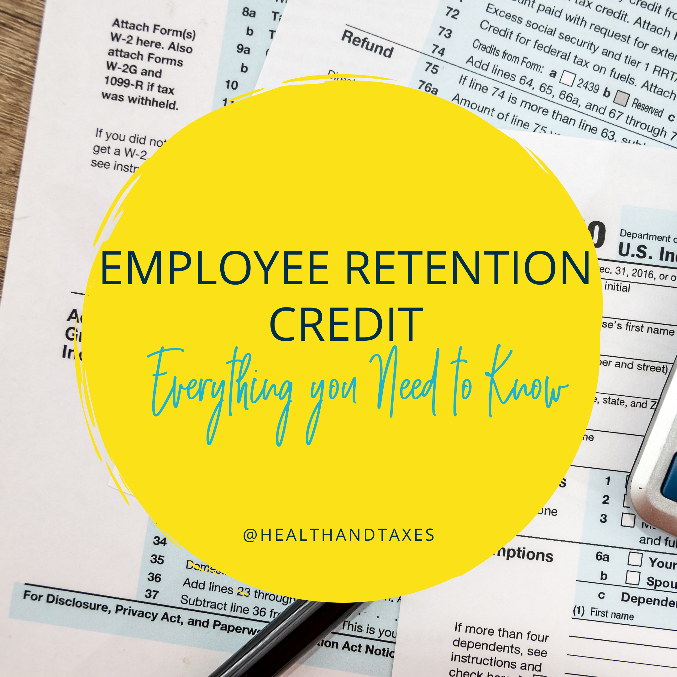 Employee Retention Credit: Everything You Need to Know
